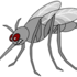 Mosquitoes in North Dakota icon