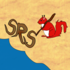 Save Red Squirrel icon