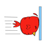 Bird-window collisions icon